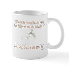 Isaiah 6:8 Small Mug