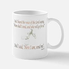 Isaiah 6:8 Small Small Mug