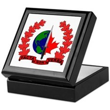JTF-2 w Wreath Keepsake Box