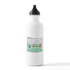 Irritable Vowels Water Bottle
