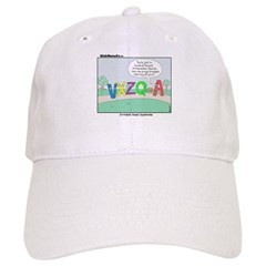 Irritable Vowels Baseball Cap