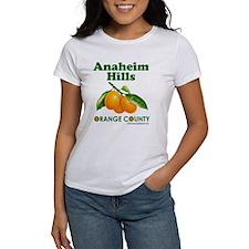 Anaheim Hills, Orange County Tee