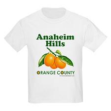 Anaheim Hills, Orange County T-Shirt