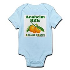 Anaheim Hills, Orange County Infant Bodysuit