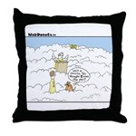 The Pet Throw Pillow