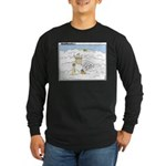 The Pet Long Sleeve Dark T-Shirt