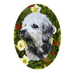 Dandie Dinmont Ornament (Oval)