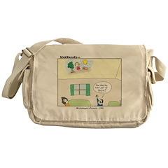 Michelangelo Jr. Messenger Bag