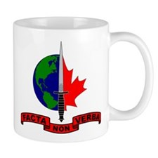 JTF-2 w Motto Mug