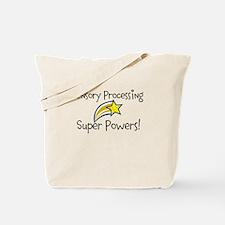 Sensory Power! Tote Bag