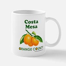 Costa Mesa, Orange County Small Small Mug