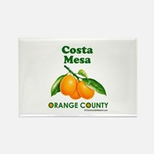 Costa Mesa, Orange County Rectangle Magnet