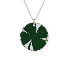 Lucky Irish Clover Necklace