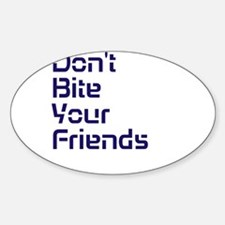Cool Gabba Sticker (Oval)