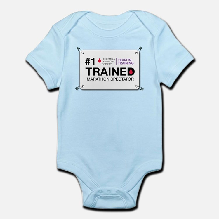 #1 Trained Spectator Infant Bodysuit