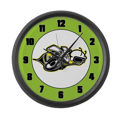 Super Bee Basic Large Wall Clock
