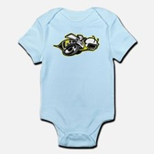 Super Bee Basic Infant Bodysuit