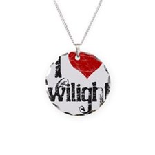 I Heart Twilight Necklace