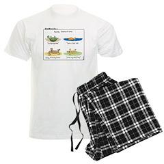 Animal Translations Pajamas