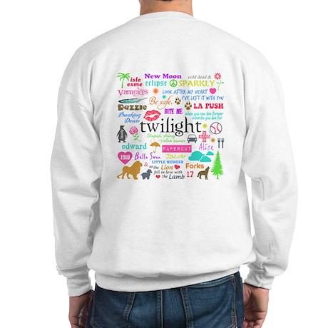 Twi Memories Pastel Sweatshirt