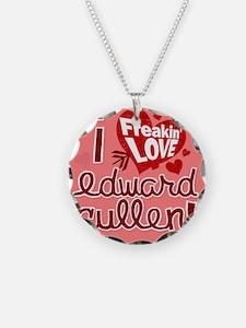 Freakin LOVE Edward Cullen Necklace