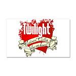 Edward Cullen Tattoo Car Magnet 20 x 12