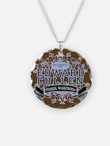 Edward Cullen Twilight Necklace