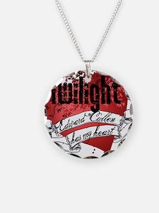 Edward Cullen Has My Heart Necklace