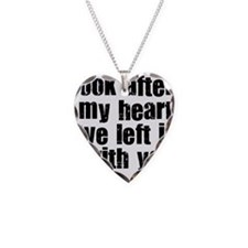 Twilight Movie Quote Necklace
