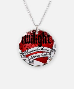 What do you live for? Necklace