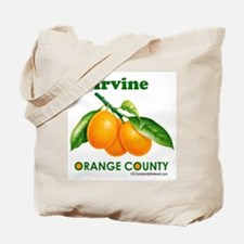 Irvine, Orange County Tote Bag
