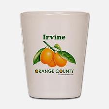 Irvine, Orange County Shot Glass