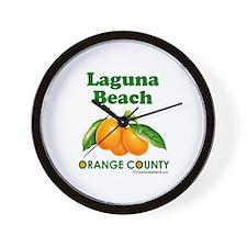 Laguna Beach, Orange County Wall Clock