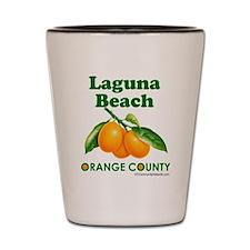 Laguna Beach, Orange County Shot Glass