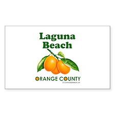 Laguna Beach, Orange County Decal