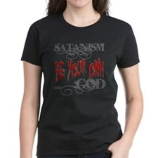Satanism Be Your Own God Tee