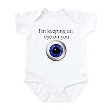 Keeping an Eye on You Infant Bodysuit