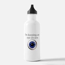 Keeping an Eye on You Water Bottle