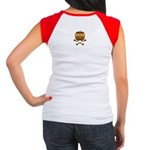 AdultBoating Women's Cap Sleeve T-Shirt