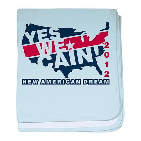 Herman Cain baby blanket