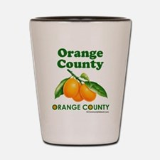 Orange County, Orange County Shot Glass