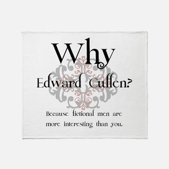 Edward Throw Blanket