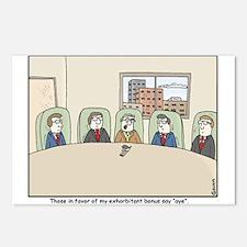 CEO Bonus Postcards (Package of 8)