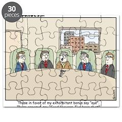 CEO Bonus Puzzle