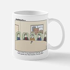 CEO Bonus Mug
