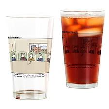 CEO Bonus Drinking Glass