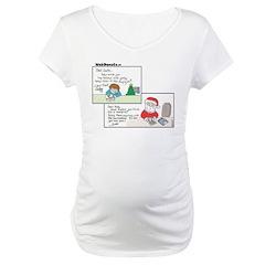 Vampire Santa Shirt