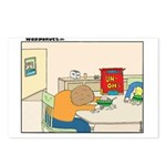 UH-OH Postcards (Package of 8)