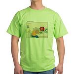 UH-OH Green T-Shirt