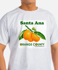 Santa Ana, Orange County T-Shirt